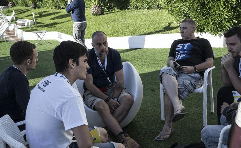 Partecipanti Heroes in Maratea