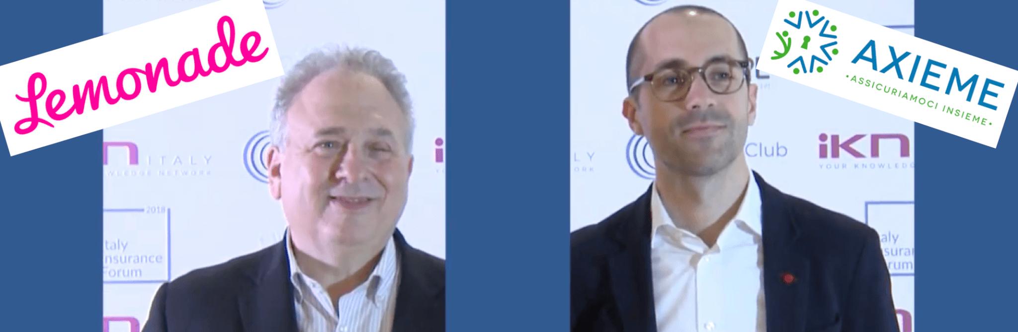 Insurtech: intervista doppia tra Lemonade e Axieme, le startup della social insurance