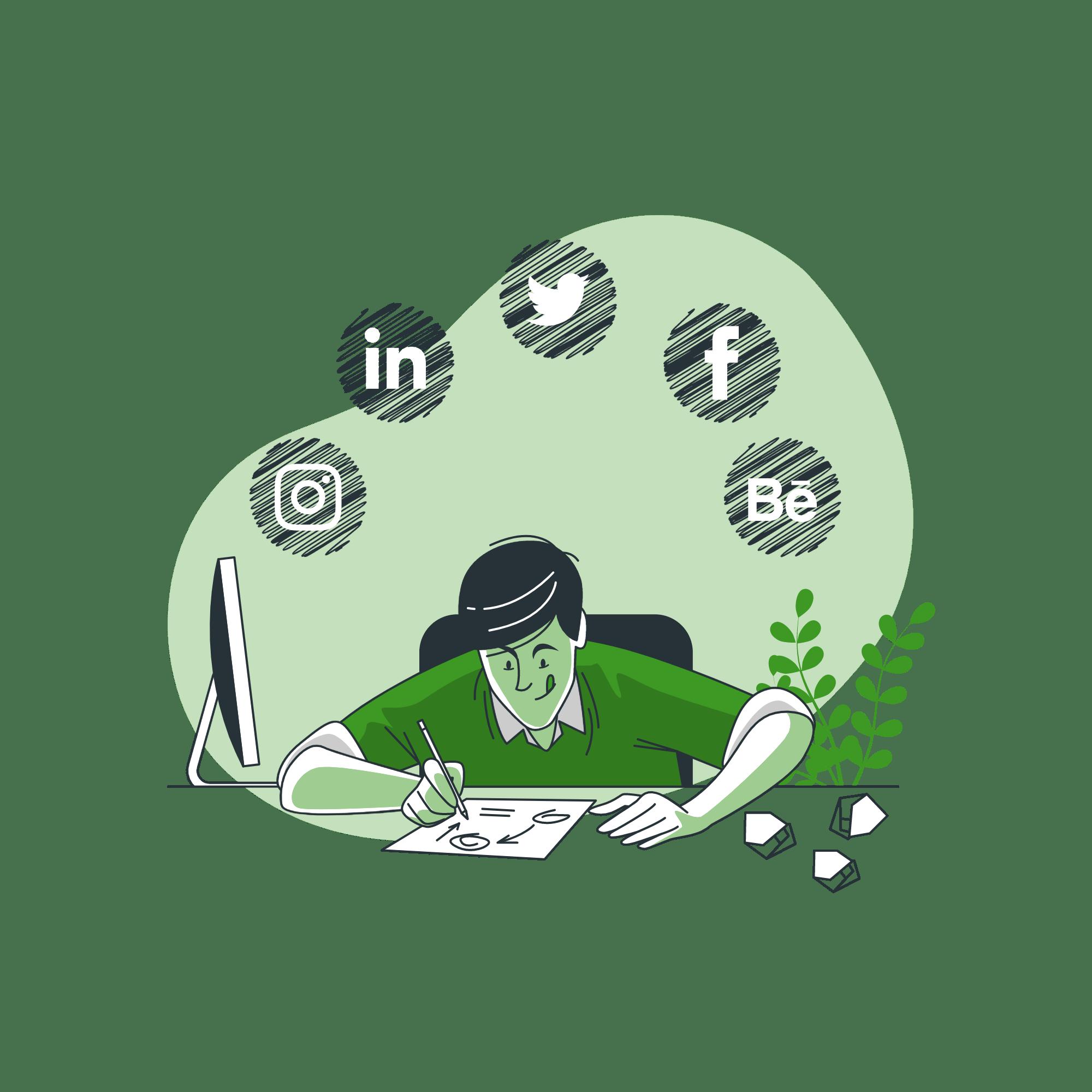 assicurazione social media manager