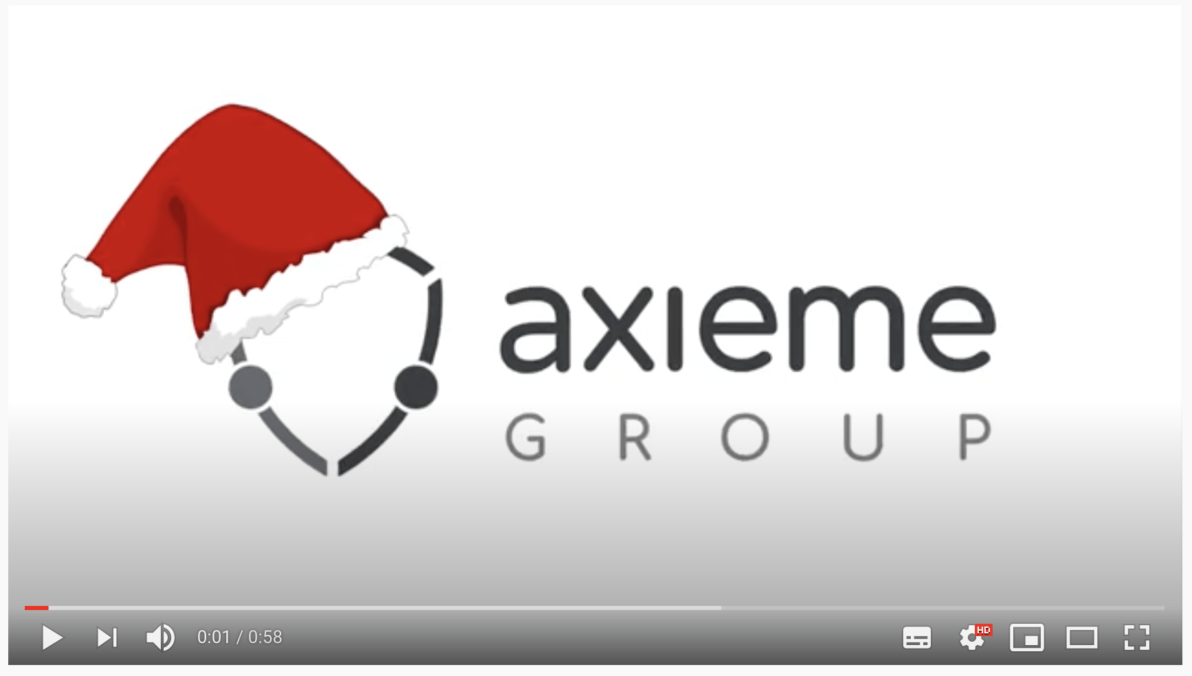 Video Natale 2020 Team Axieme